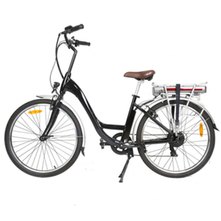 European Style26 City Electric Bike with Retro Feelings