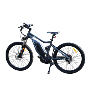 TORNADO26 Full Suspension MTB Electric Bike